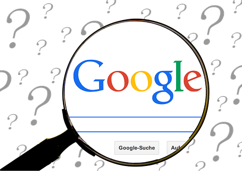 Google, 質問, オンライン検索, 検索, Web ページ