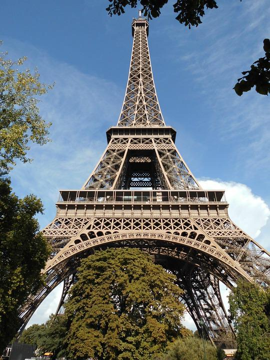 Eiffel tower paris places of free photo on pixabay eiffel tower paris places of interest france tower altavistaventures Image collections