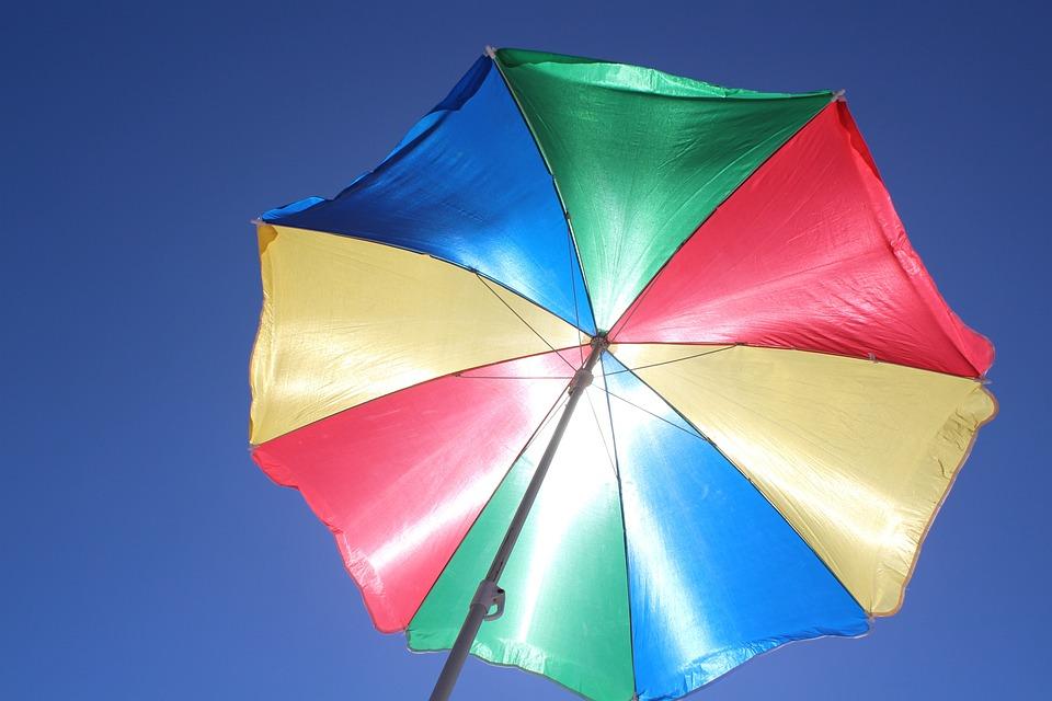 Payung Penahan Matahari, Perlindungan Matahari