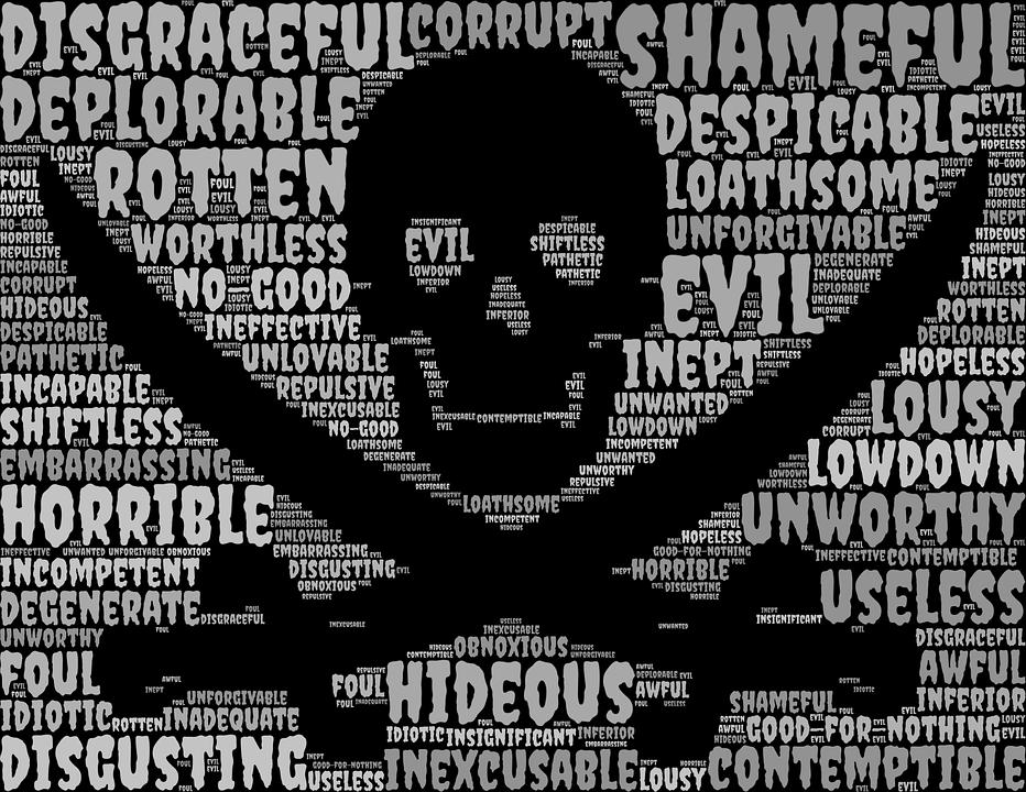 Death'S Head, Threatening, Evil, Suffering, Pirate