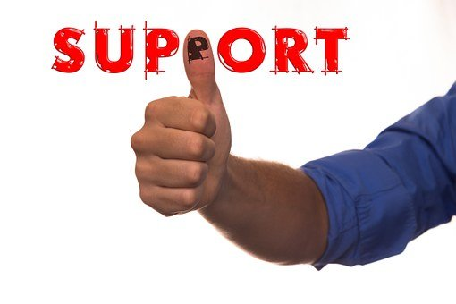 Support Thumb Thumbs Up Arm Man Help