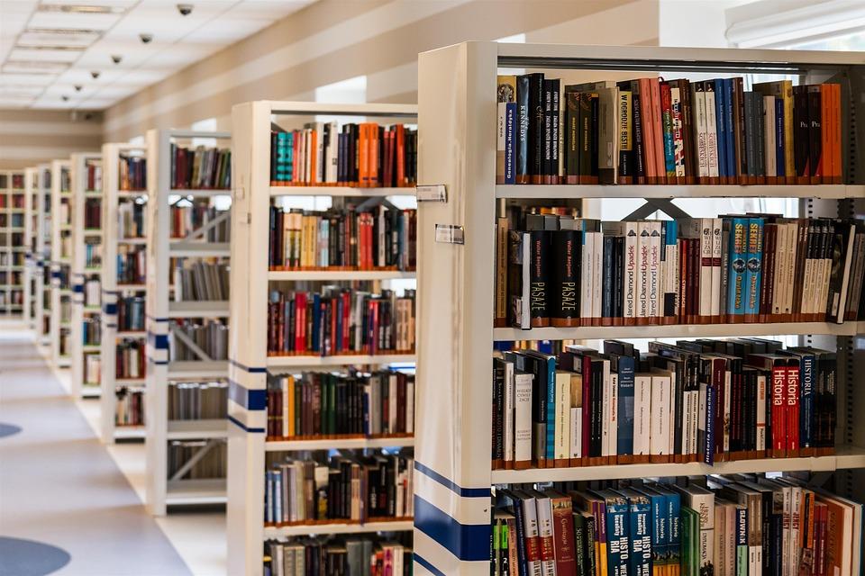 Bibliothèque, Livre, Lecture, Éducation, Connaissances