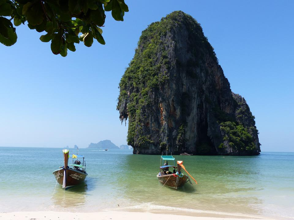 How to get for Rock Climbing in Krabi