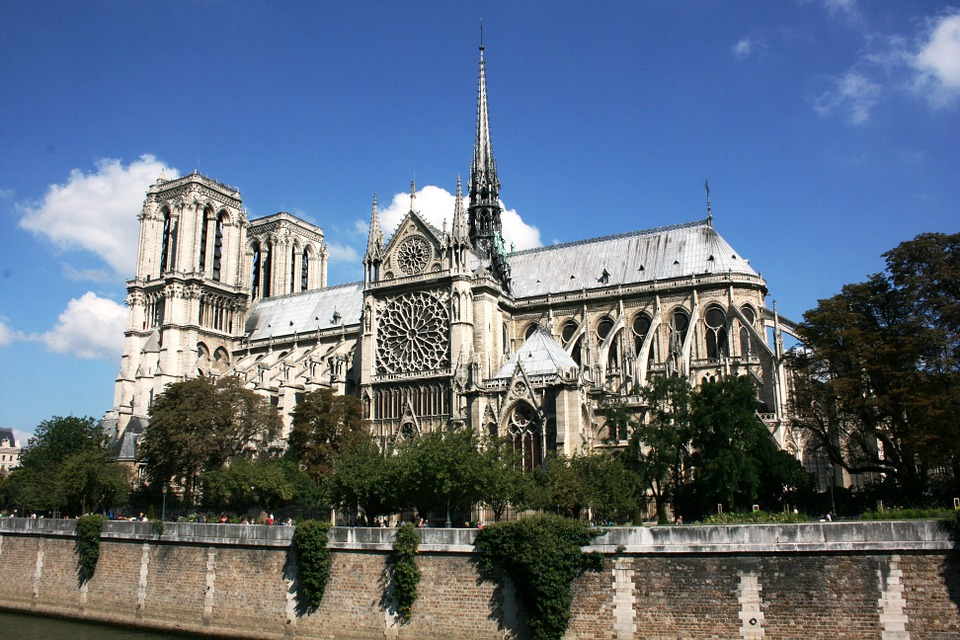 Bien connu Free photo: Notre Dame, Cathedral, Paris - Free Image on Pixabay  BJ28