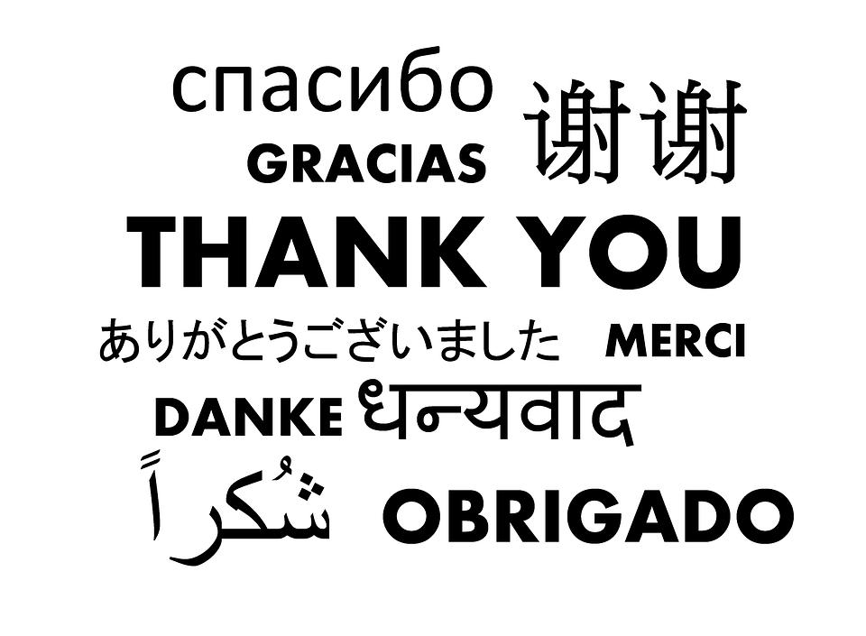 Merci, Gratitude, Appréciation, Apprécier