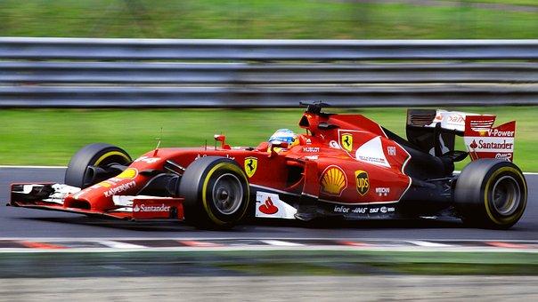 Ferrari, Formula 1, Fernand Alonso, F1
