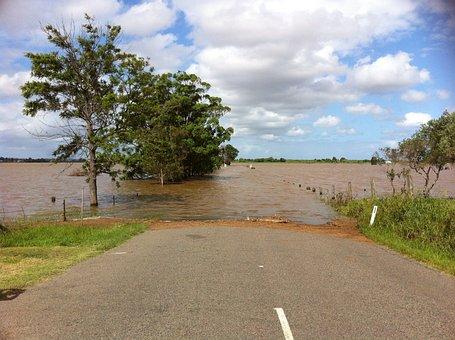 Inondé, Catastrophe, Inondations