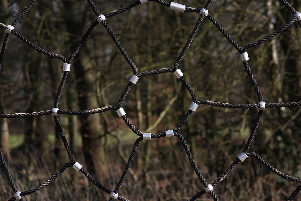 Klettergerüst Aus Seilen : Seil spielplatz klettergerüst · kostenloses foto auf pixabay
