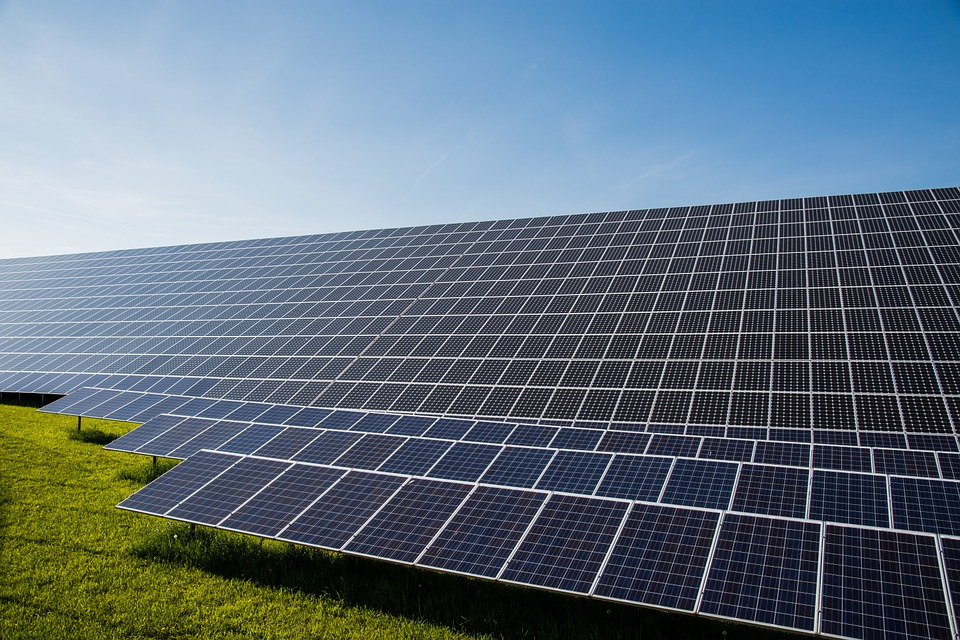 Photovoltaic, Solar Cells, Current, Eco Electricity