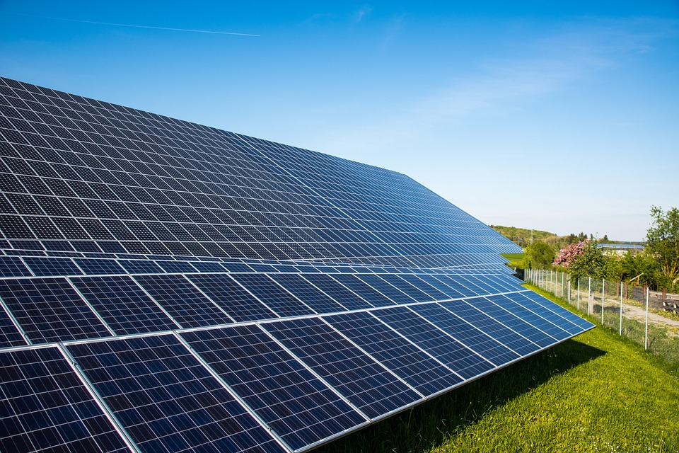 太陽電池, 太陽光発電, 電気, グリーン電気, エネルギー遷移, 発電, 発電所, 環境工学, 天国