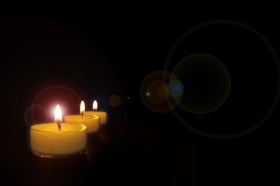 Kerzenschein, Kerzen, Romantisch, Kerzenlicht, Licht