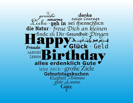 Folienballon Zum 66 Geburtstag Mit Sterne Und Luftballons