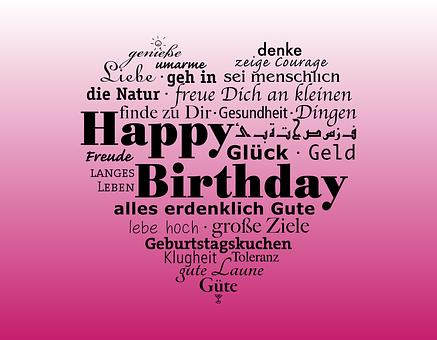 Happy birthday card images pixabay download free pictures birthday greeting happy birthday luck happ m4hsunfo