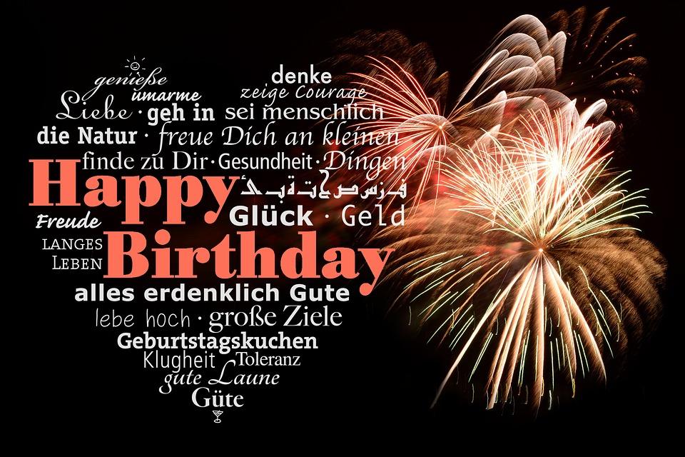 1000 Kostenlose Happy Birthday Geburtstags Bilder Pixabay