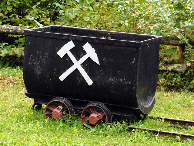 Bergwerk Bergbau Wagen 183 Kostenloses Foto Auf Pixabay