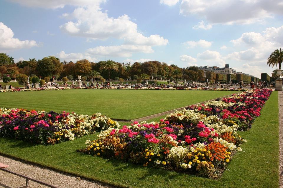 Jardin Du Luxembourg Free Photo On Pixabay