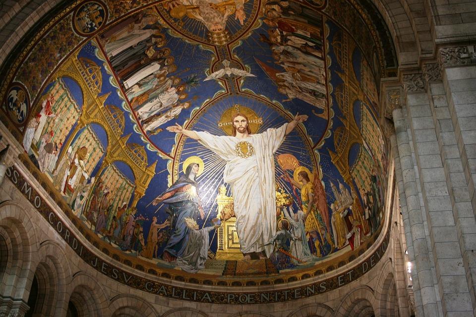 Jesus Christ Sacre Coeur Altar · Free photo on Pixabay