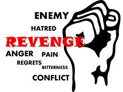 Revenge, Enemy, Anger, Hatred, Fist