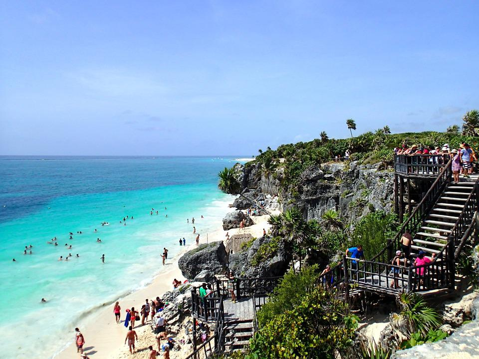 Tulum, Mexico, Beach