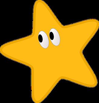 Gwiazda, Żółty, Żółte Gwiazdki