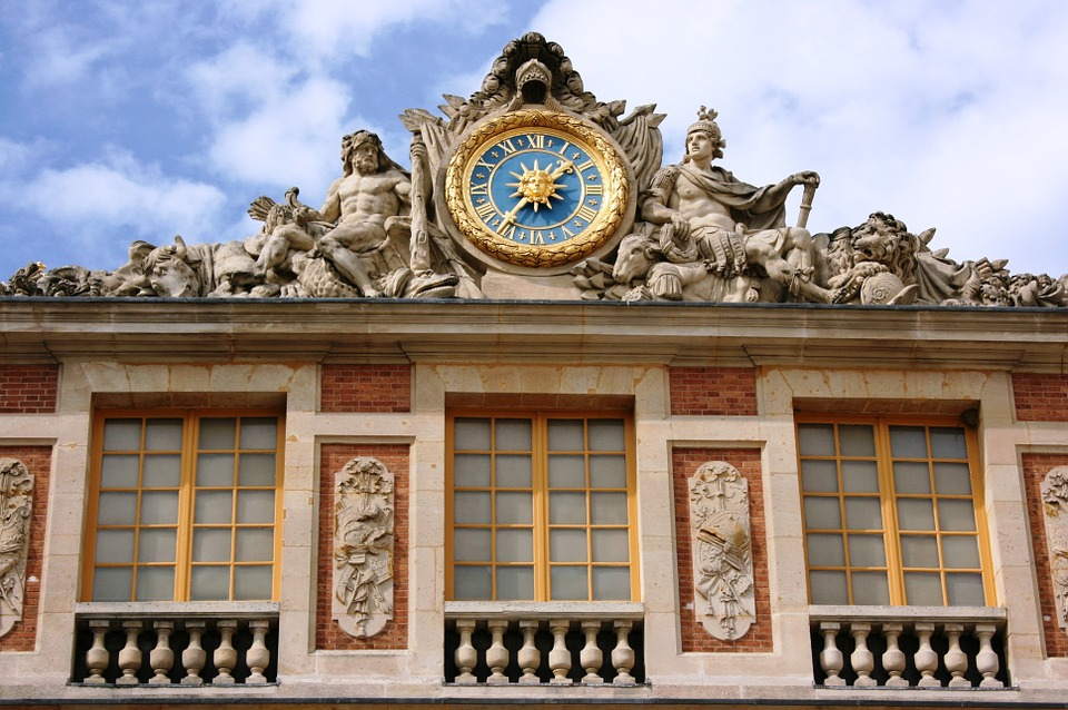 Palace Of Versailles, Versailles, Watch, France