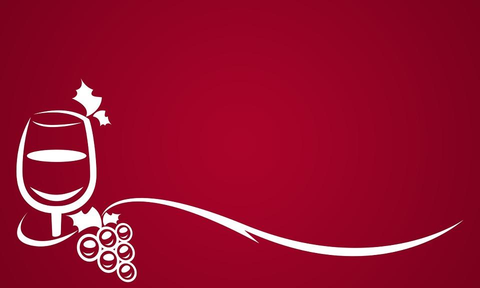 Vin Carte De Visite Invitation Bordeaux