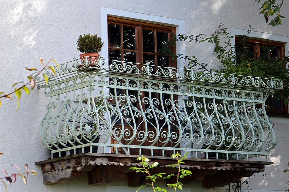 balcon en fer forg de photo gratuite sur pixabay. Black Bedroom Furniture Sets. Home Design Ideas
