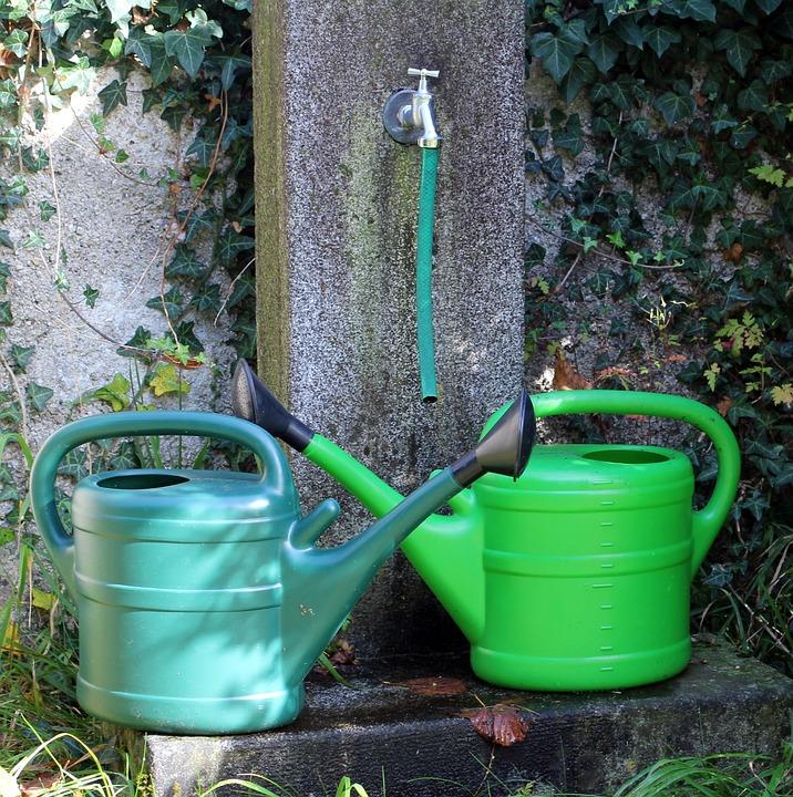 Gießkannen Wasserstelle Wasser - Kostenloses Foto auf Pixabay