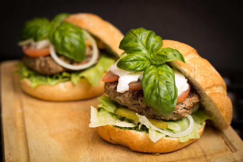 Hamburger, Cibo, Pasto, Saporito, Intrattenimenti