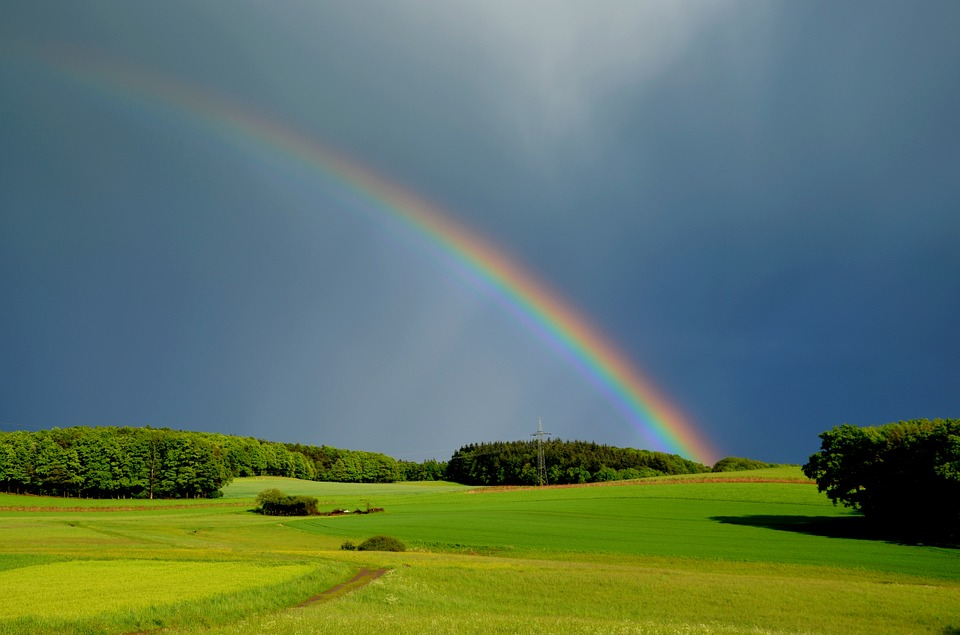 Rainbow, Weather, Nature, Mood, Natural Phenomenon