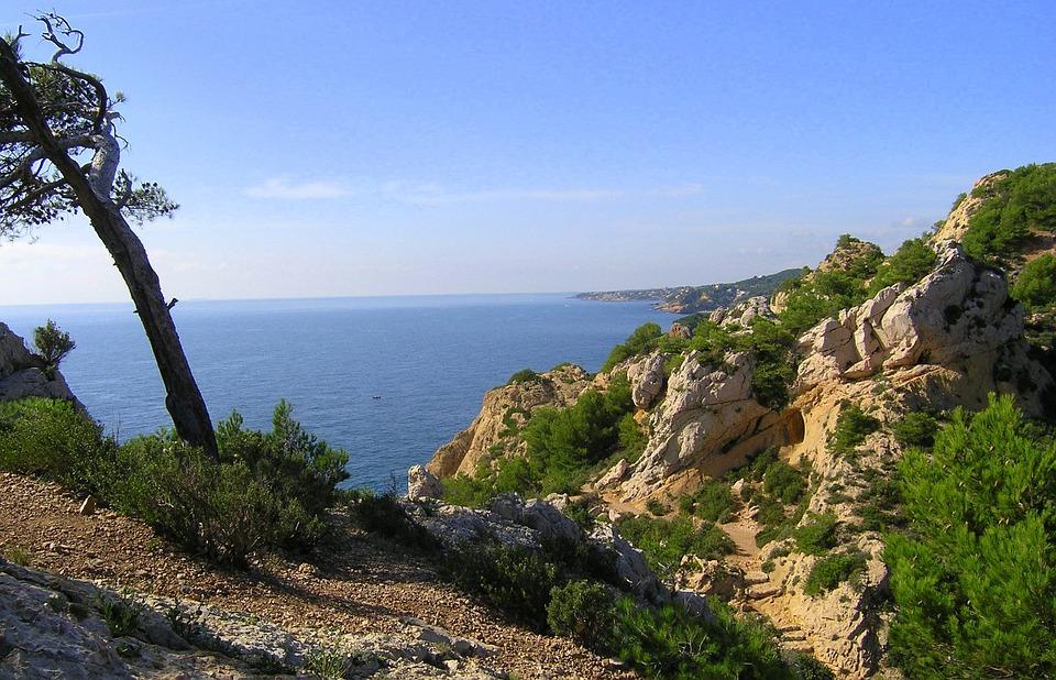 Marseille paysage mer photo gratuite sur pixabay for Agence de paysage marseille