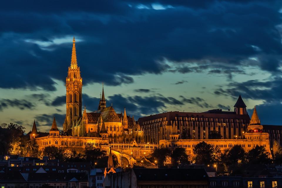 matthias church di Budapest
