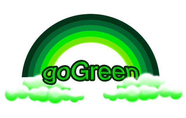 Go Green Drawing ·...