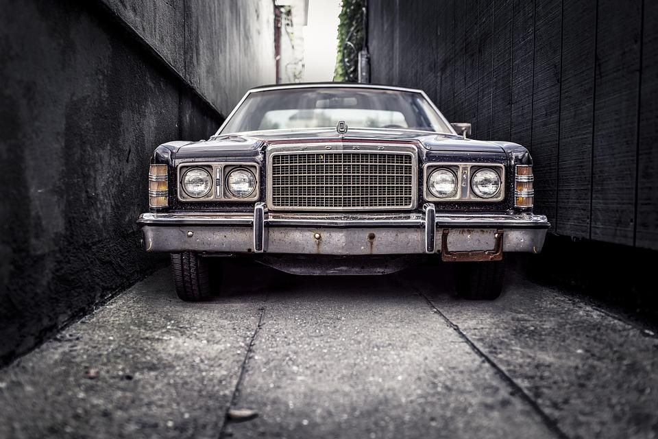 車, 車両, フォード, 古典的な, 自動車, レトロ, ビンテージ, アメリカ合衆国, アンティーク, 交通