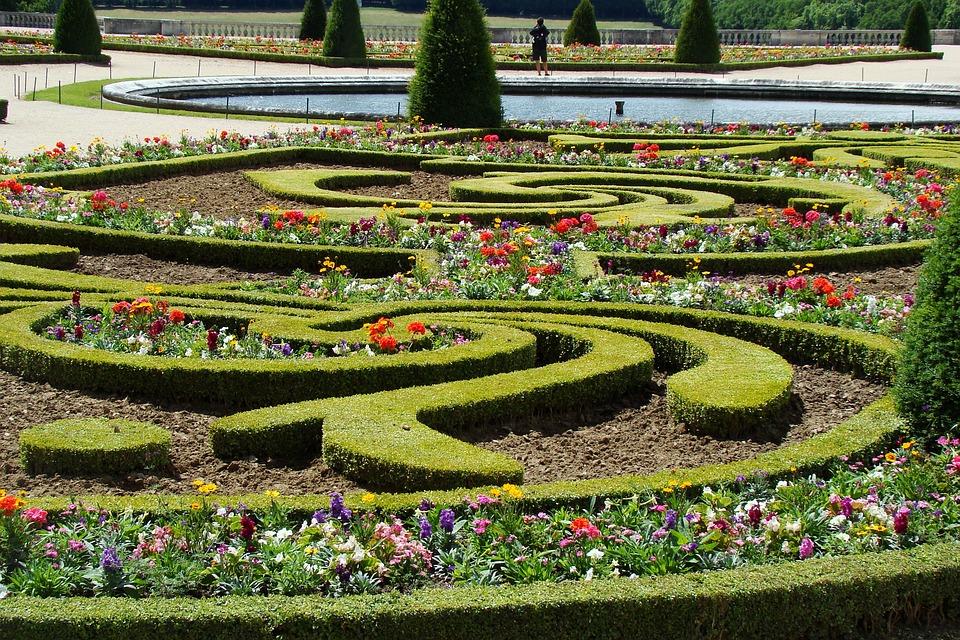 Versailles Jardin Fleurs · Photo gratuite sur Pixabay