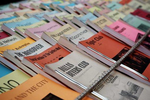 Books, Literature, Reading, Sale, Street