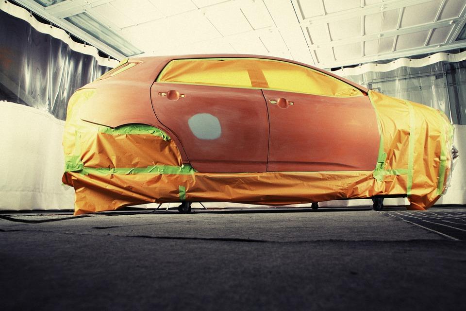 車の傷の修理方法・自分で修理する方法と注意点・修理業者