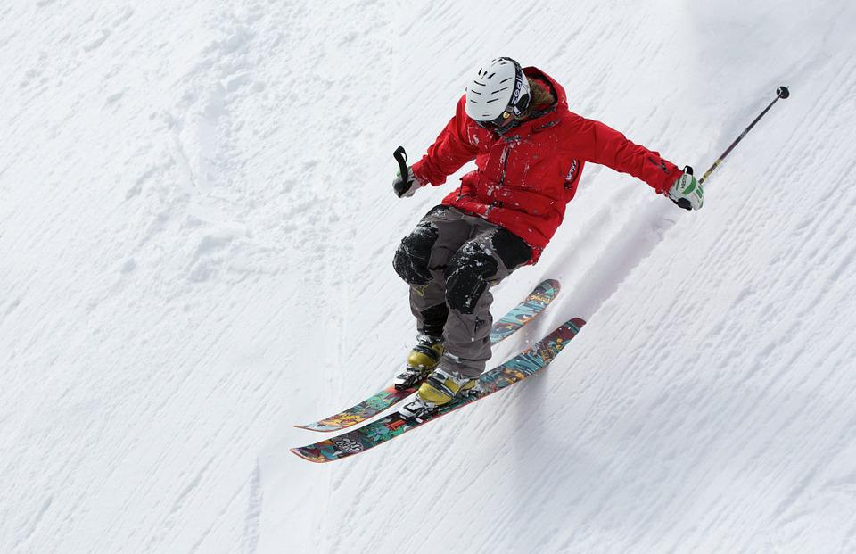 Freerider, Skiing, Ski, Sports, Alpine, Snow, Winter