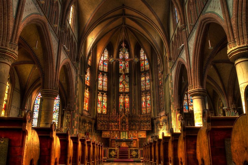 教会, 祭壇, 質量, 宗教, キリスト教, 神聖な, カトリック, 信仰, 大聖堂, 式, 礼拝堂, 祈り