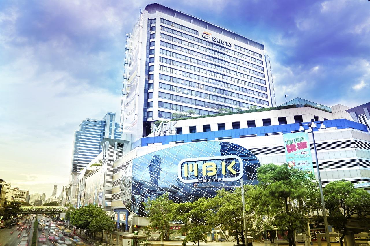 Mbk Center Bangkok Thailand - Free photo on Pixabay