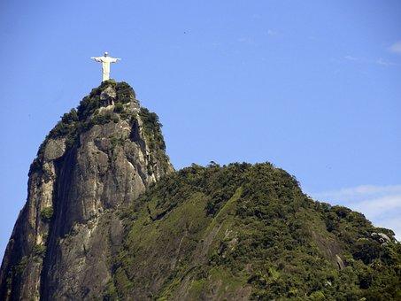 Corcovado Christ Rio De Janeiro Christ The
