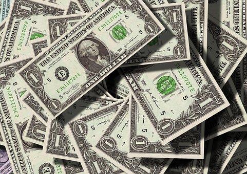 ドル, 通貨, お金, 私たちのドル, フランクリン