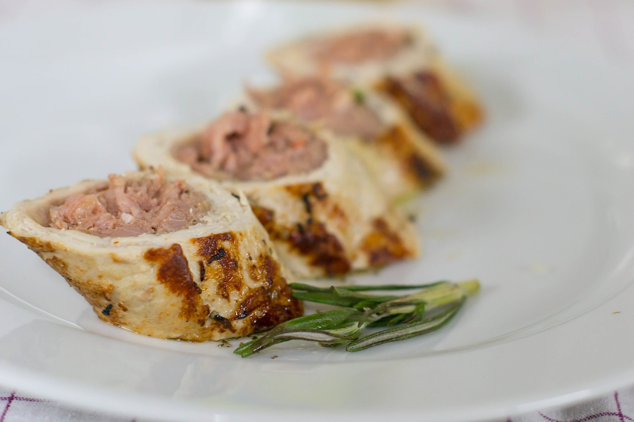 Блюда из филе курицы рецепт