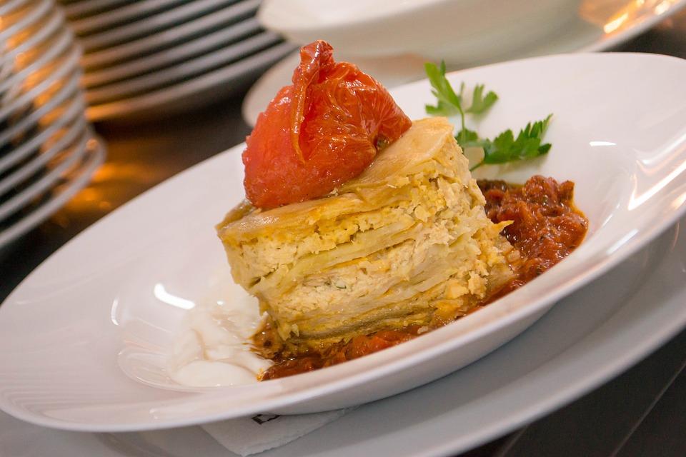 Lasagna Makanan Pasta Foto Gratis Di Pixabay