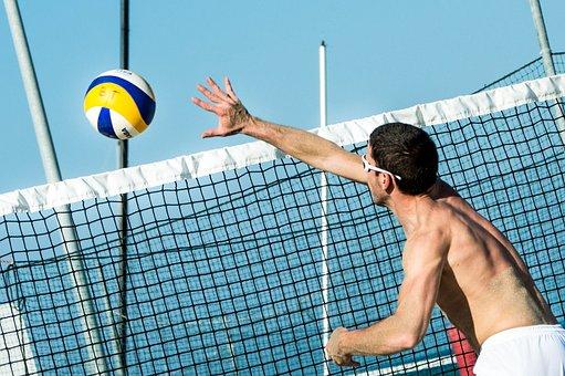 Voleibol de praia, bola, voleibol
