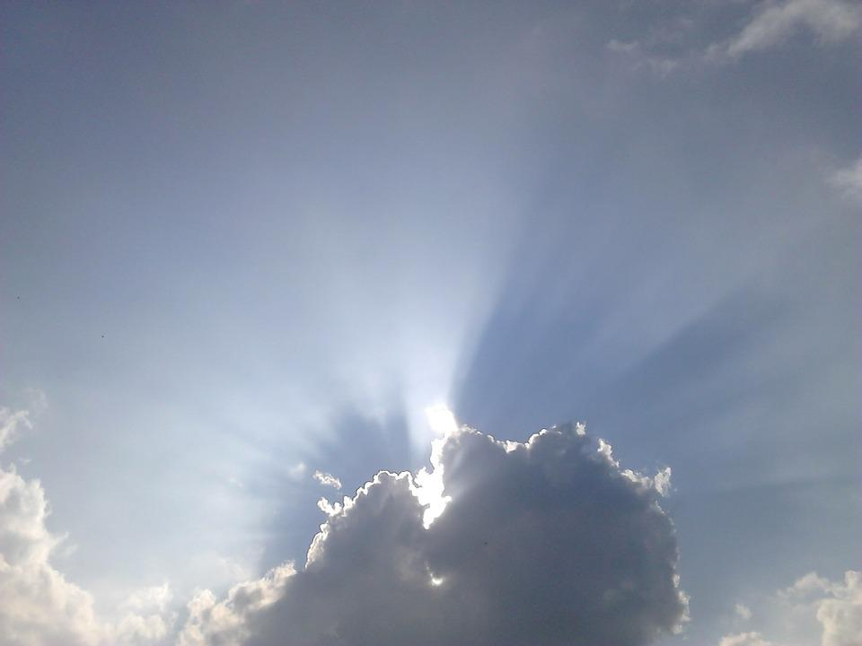 Free photo: Cloud, Sun, Sky, The Form Of Clouds - Free Image on ...