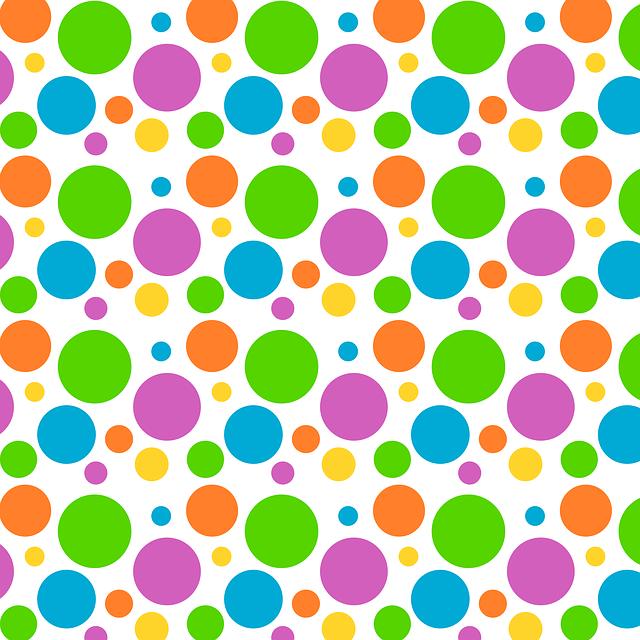 polka dot background pattern free image on pixabay rh pixabay com  pink polka dot background clipart