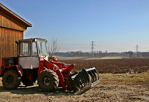 Agriculture, Tractor, Tractors, Vehicle