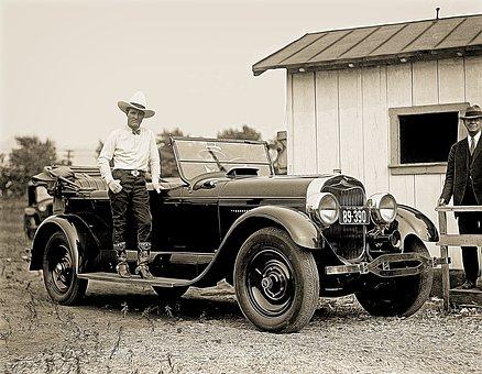 Automobile, Antique, Voiture Classique