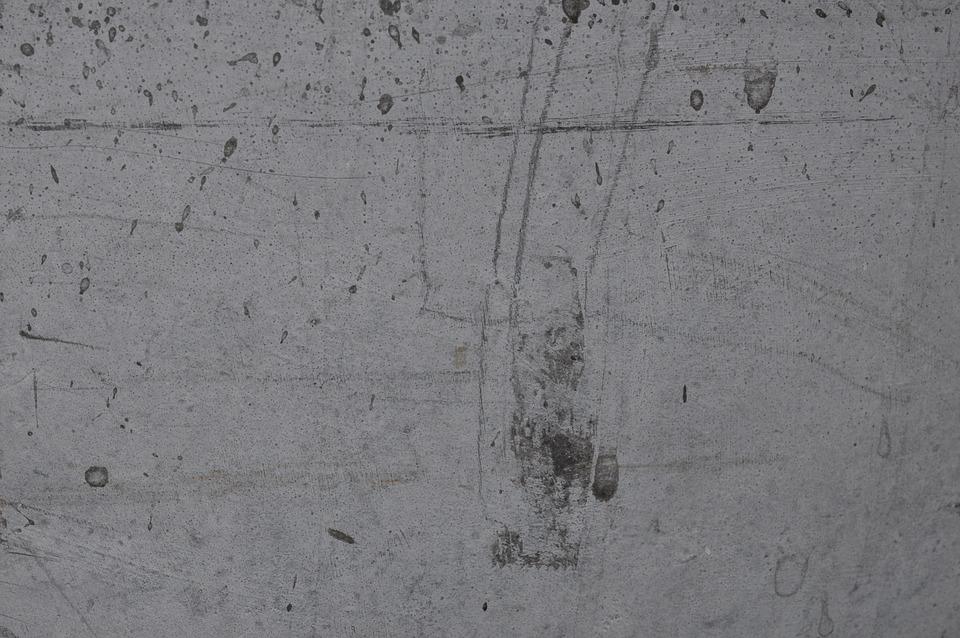 Stein Grau Hintergrund Beton Wand Trist Stadt